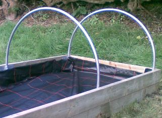 Raised Bed Kits Raised Garden Beds Hoop Kits Robinson