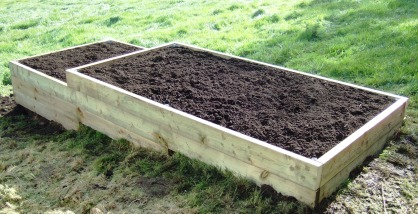 Raised bed kits raised garden beds hoop kits - Cheap raised garden beds for sale ...